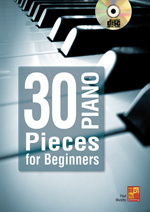 30 Piano Pieces for Beginners