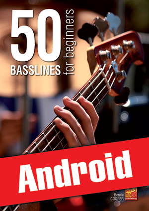 50 Basslines for Beginners (Android)