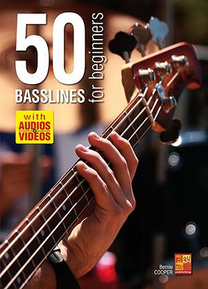 50 Basslines for Beginners