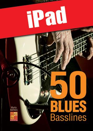 50 Blues Basslines (iPad)