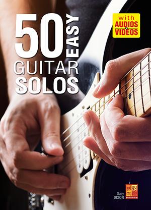 50 Easy Guitar Solos