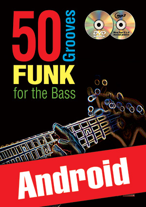 50 Funk Grooves for the Bass (Android)