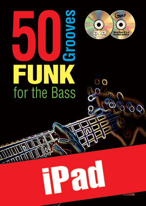 50 Funk Grooves for the Bass (iPad)