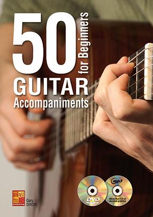 50 Guitar Accompaniments for Beginners