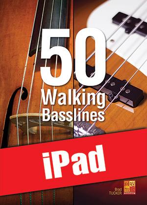 50 Walking Basslines (iPad)