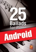 25 Ballads for Piano (Android)