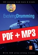 Evolving Drumming (pdf + mp3)