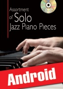 Assortment of Solo Jazz Piano Pieces (Android)