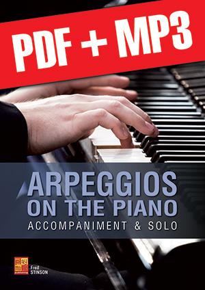Arpeggios on the Piano (pdf + mp3)