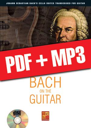 Bach on the Guitar (pdf + mp3)