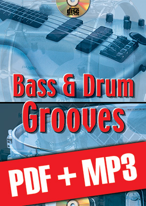 Bass & Drum Grooves (pdf + mp3)