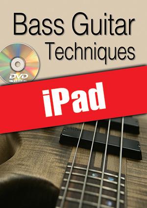 Bass Guitar Techniques (iPad)