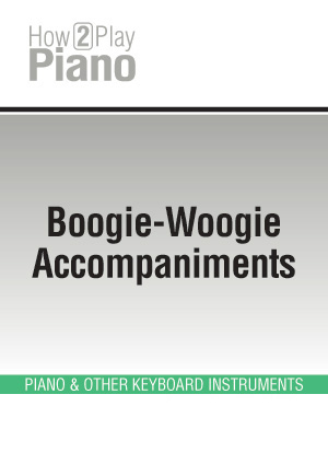 Boogie-Woogie Accompaniments
