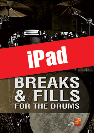 Breaks & Fills for the Drums (iPad)