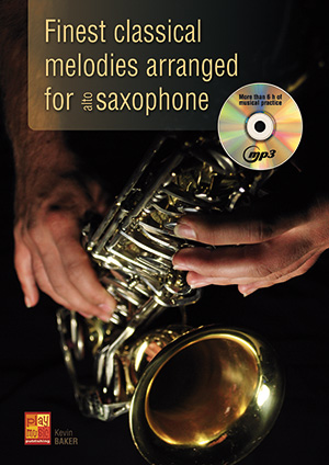 Finest classical melodies arranged for saxophone