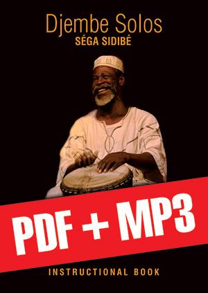Djembe Solos (pdf + mp3)