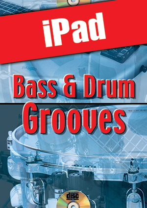 Bass & Drum Grooves (iPad)