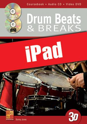 Drum Beats & Breaks in 3D (iPad)