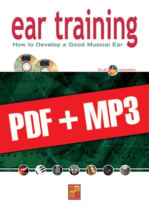 Ear Training - All Instruments (pdf + mp3)