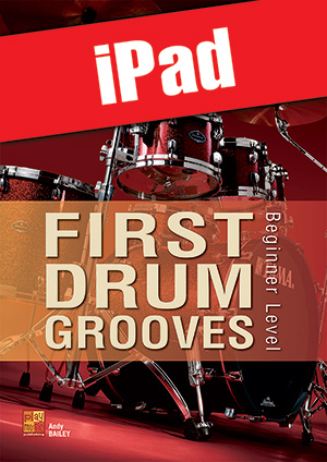 First Drum Grooves (iPad)
