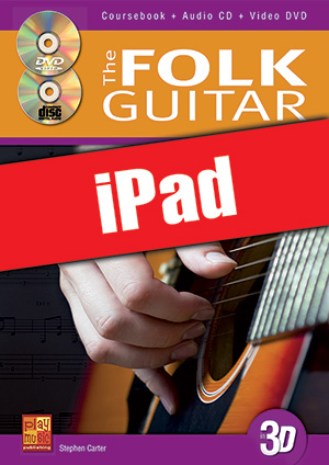 The Folk Guitar in 3D (iPad)