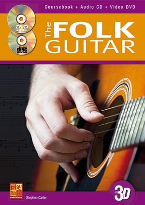 The Folk Guitar in 3D