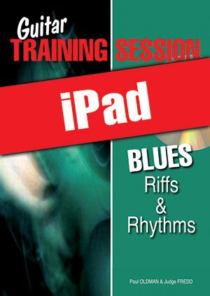 Guitar Training Session - Blues Riffs & Rhythms (iPad)