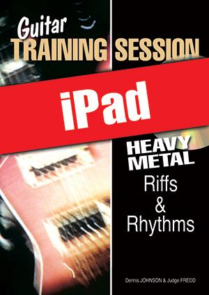 Guitar Training Session - Heavy Metal Riffs & Rhythms (iPad)