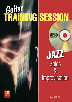 Guitar Training Session - Jazz Solos & Improvisation
