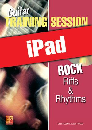 Guitar Training Session - Rock Riffs & Rhythms (iPad)