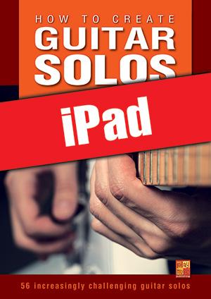 How to create guitar solos (iPad)
