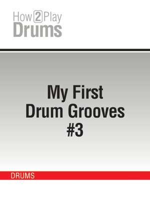 My First Drum Grooves #3