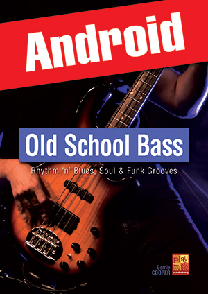 Old School Bass - R&B, Soul & Funk Grooves (Android)