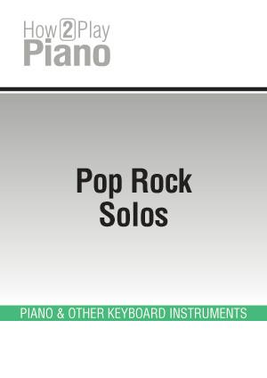 Pop Rock Solos