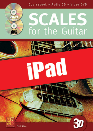 Scales for the Guitar in 3D (iPad)