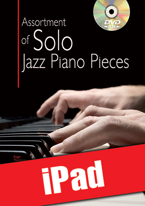 Assortment of Solo Jazz Piano Pieces (iPad)