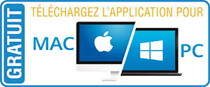 application mac pc